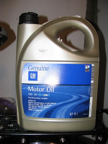 допуск масла для opel omega 2003
