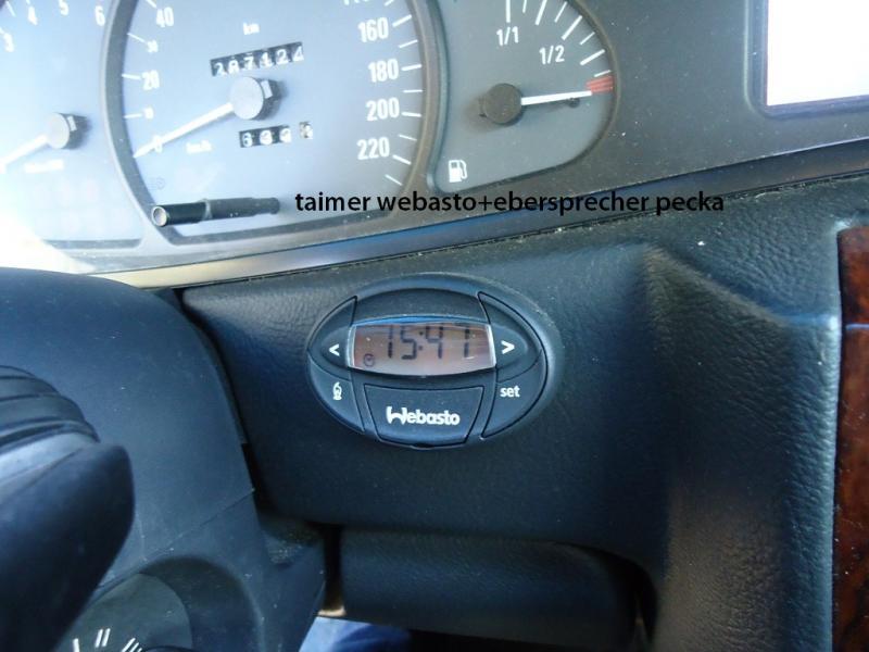вебасто 2.5 дизель опель омега 2003